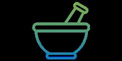 pestle and mortar icon