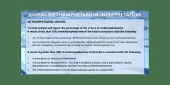 chiral methamphetamine PDF