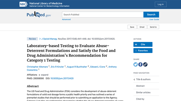 publication screenshot
